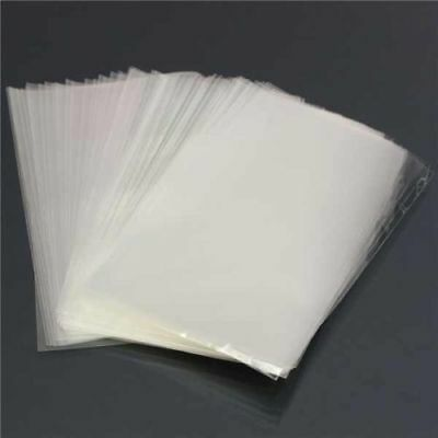 100g / 200g PLAIN STRONG CLEAR POLY POLYTHENE POSTAL PLASTIC BAGS ALL SIZE & QTY