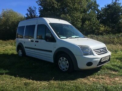 Ford Transit Tourneo Connect 1.8 TDCi Wheelchair WAV DISABLED MICRO CAMPER VAN