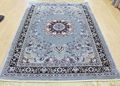 Large -XLarge traditional Rug Super Soft Silk Look High Quality floor Carpet mat