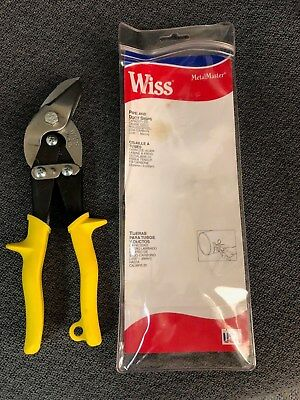 Wiss M41R Pipe & Duct Snips