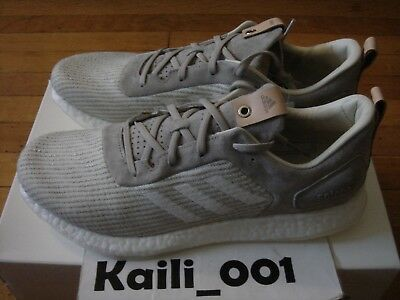 62f9eaa9e2d9d ADIDAS PUREBOOST DPR leather size 9.5 Solebox Ultra Boost NMD ...