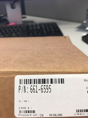 """661-6595 MacBook pro 13.3"""" Top Case with Keyboard  Mid 2012 A1278 NEW! OEM ."""