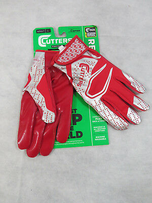 Cutters Rev Pro 2 0 Solid Adult Football Receiver Gloves New
