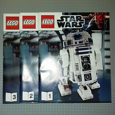 Lego Star Wars R2 D2 2012 10225 17500 Picclick Uk