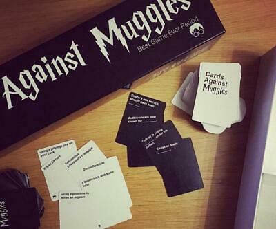 Cards Against Muggles HARRY POTTER version of CARDS AGAINST HUMANITY