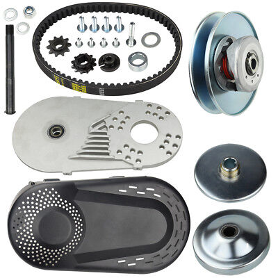 Go Kart Clutch Set Torque Converter Mini-bike Fun Kart 10t 30 Series 12Tooth