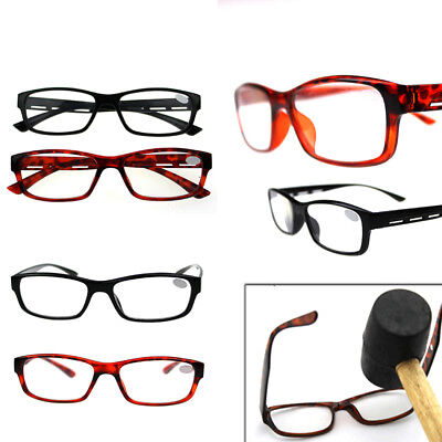 Fashion 1.00-4.00 Diopter Wear  Not Bad Throw To Drop Off Reading Glasses