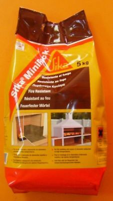 Sika Minipack Fire Resistent 5Kg