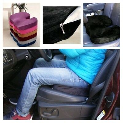 Car Universal Seat Cushion Protector Sit Cover Mat Pad Protect Lower Back Spinal