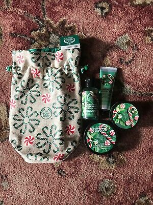 The Body Shop House Of Peppermint Candy Cane Delights 12 00