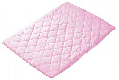 Playette Travel Cot Quilted Sheet Pink