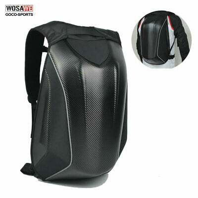 Motorcycle Backpack Waterproof Motocross Bag Riding Magnetic Tank Reflective