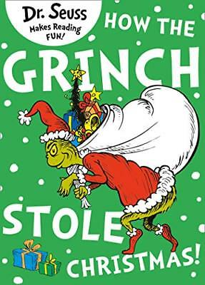 How the Grinch Stole Christmas! (Dr. Seuss) by Dr. Seuss New Paperback Book