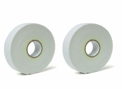Heavy Duty Strong Double Sided Sticky Tape Foam Adhesive  Mounting PACK OF 2