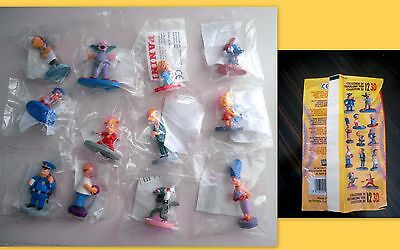 Panini - Set Completo The Simpsons -