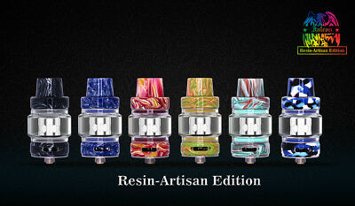 HorizonTech Falcon Sub Ohm Tank Artisan Edition Bubble Glass M-Triple Coil UK