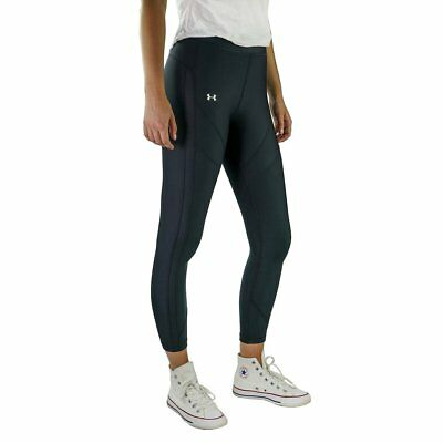 NWT! $50 Under Armour Women's HeatGear Ankle Crop Leggings - UA Authentic -