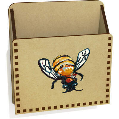 'Bumble Bee' Wooden Letter Holder / Box (LH00032604)
