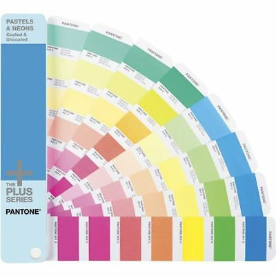 Pantone 2018 Plus GG1504 Pastel & Neons Guide (Replaced GG1404) Free Software