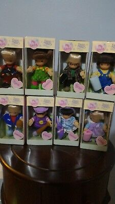 "PRECIOUS MOMENTS ""MY WORLD"" DOLL 1999"" Lot NEW IN BOX"