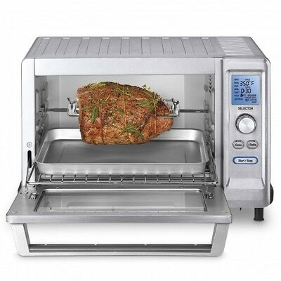 Brand new Cuisinart Rotisserie Convection Toaster Oven