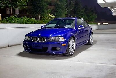 BMW: M3 Competition Package 2005 BMW M3