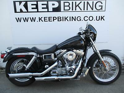 2005 Harley Davidson Fxdci Dyna Super Glide Custom 17857 Miles. Stage 1 Tuned.