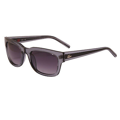 29d866f09f4d Lacoste Live - Crystal Grey Clear Classic Style Sunglasses with Case