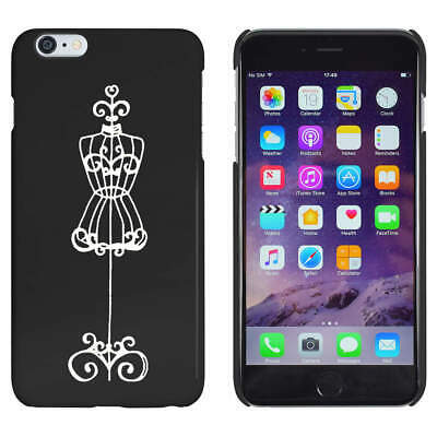 Black 'Dressmaker's Dummy' Case for iPhone 6 Plus & 6S Plus (MC00108687)