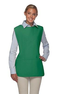 Daystar Aprons 1 Style 400 two pocket cobbler smock aprons ~ Made in USA