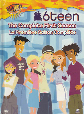 6Teen - The Complete First Season (Bilingual) (Dvd)