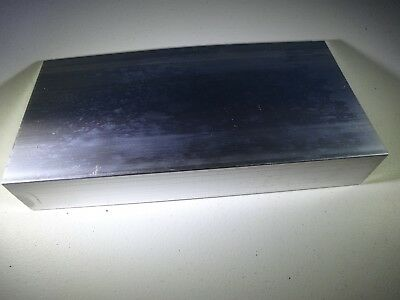 """2"""" X 6"""" Aluminum Angle 1/8"""" Thick 12"""" In Length (3 Pieces)"""