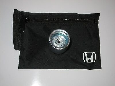 HONDA ACURA OEM McGard Wheel Hub Lock Key Genuine Original - Acura wheel lock key