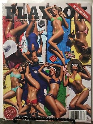 Playboy Summer Sex Sun Special Extravaganza July/August 2015 FREE SHIPPING JB