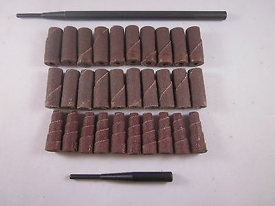 Porting & Polishing Fine Kit 32 Pieces High Quality Cartridge Rolls & Mandrels