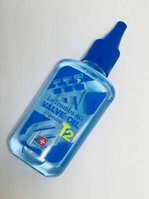 Valve Oil La Tromba T2  AG Special FAST FREE SHIPPING Monel Stainless