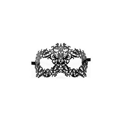 Forrest Queen Masquerade Mask Negro