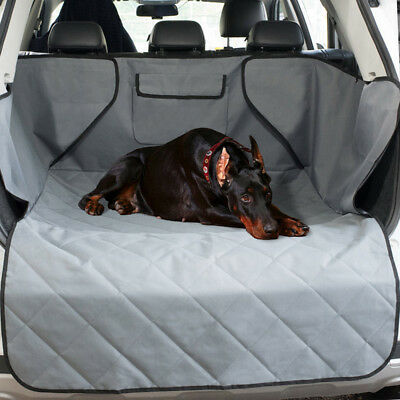Waterproof Cargo Liner Cover for Dogs Universal Fit Dog Seat Pet Protector Mat