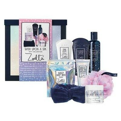 Zoella Wish Upon A Spa Gift Collection & Chance to Win Lucky Star Christmas 2018