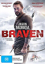 Braven  (DVD) (Region 4) new sealed