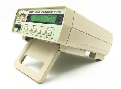 VC3165 Precision Frequency Counter Meter 0.01Hz-2.4GHz with Period Measuring
