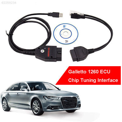 2447 Professional Ethernet To OBD OBD2 Diagnostic Tool Auto USB 2.0