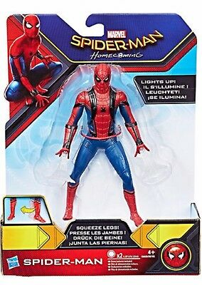Spiderman Homecoming Marvel Spider-man Action Figure