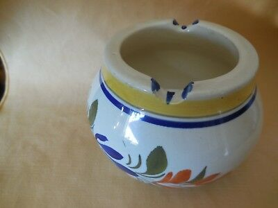 Henriot Quimper France 124 -  Bowl -Lady Henriot  pattern