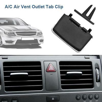 A/C Air Vent Outlet Tab Clip Repair Kit for Mercedes-Benz W204 C180 C200 Tool