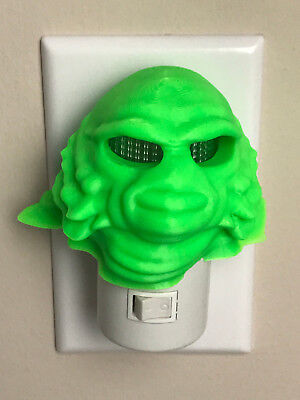 Creature From The Black Lagoon Night Light