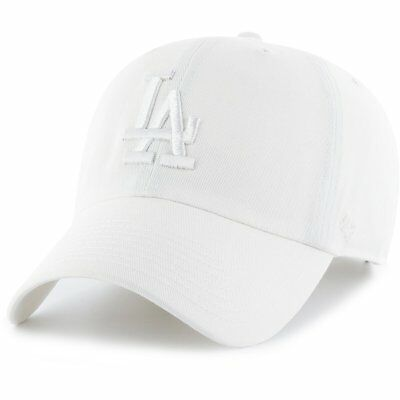 47 Brand Relaxed Fit Cap - CLEAN UP LA Dodgers schwarz