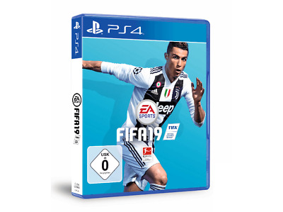 FIFA 19 PlayStation PS4 / PS4 Pro NEU / OVP