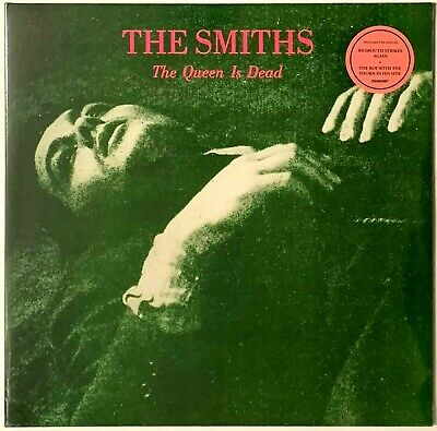 The Smiths The Queen is Dead [Latest Pressing] New LP Vinyl Record Album Sealed