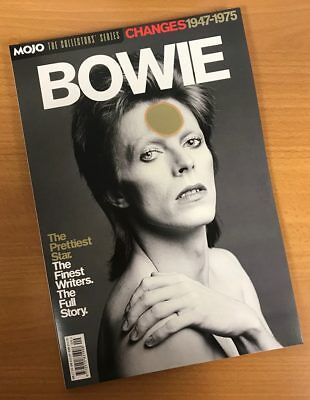 Mojo Collectors Series: Changes 1947-1975 David Bowie Special